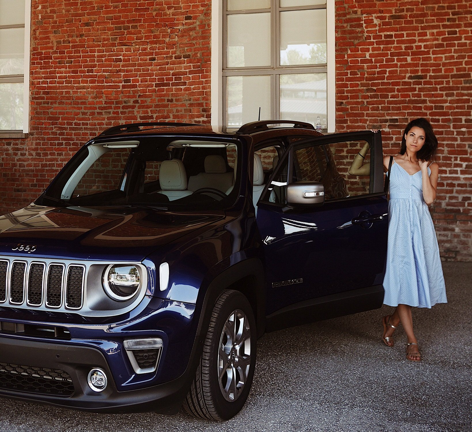 The new Jeep Renegade