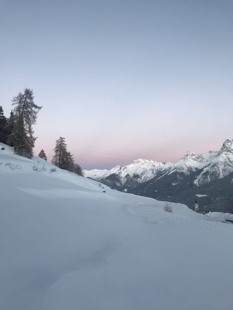 Hotel Paradies Ftan grisons Suisse
