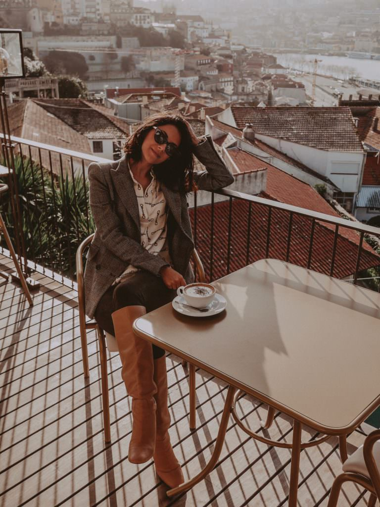 hôtel Toral Avant-garde porto terrasse