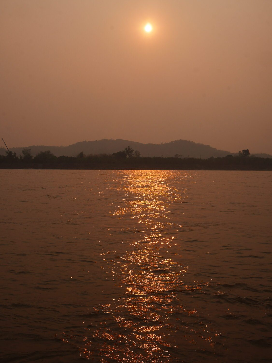 Golden triangle Mekong