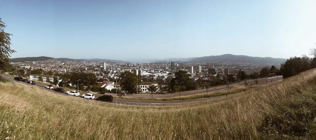 Zurich-vue