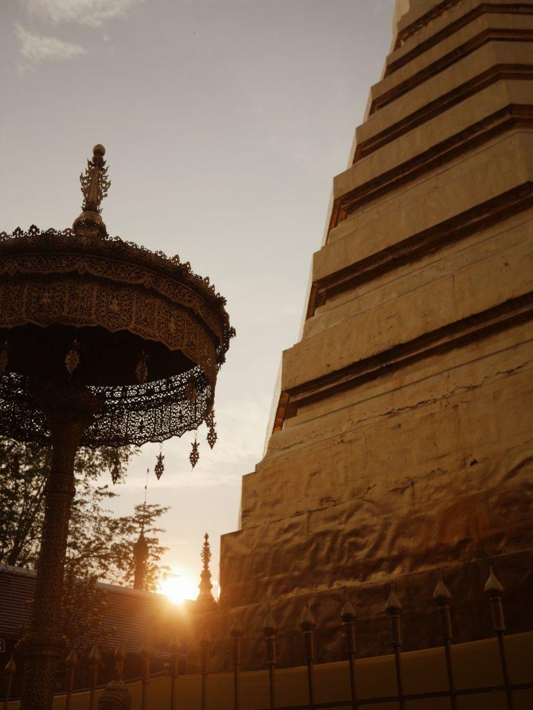 Phrae-temple
