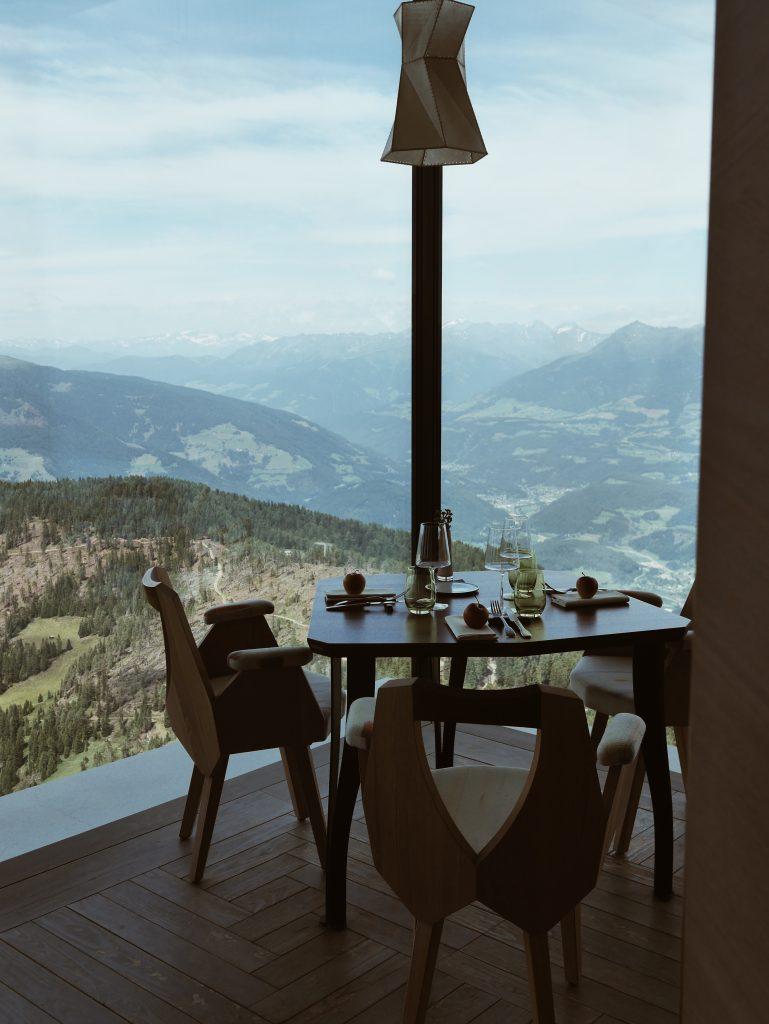 Restaurant-AlpiNN-Sud du Tyrol