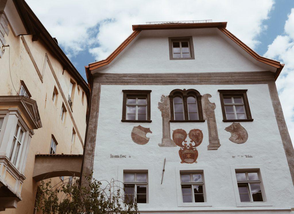 bolzano-maison Sud du Tyrol
