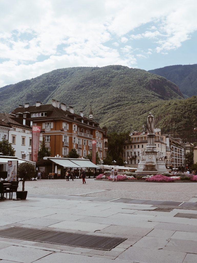 bolzano-ville Sud du Tyrol