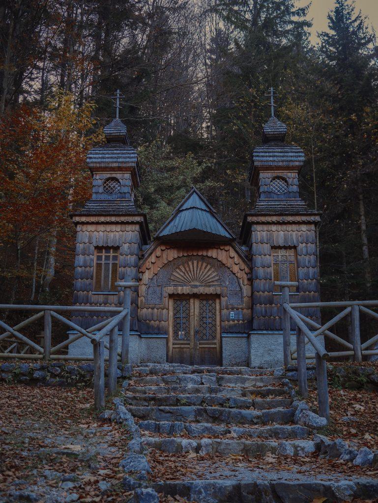 Chapelle-Russe