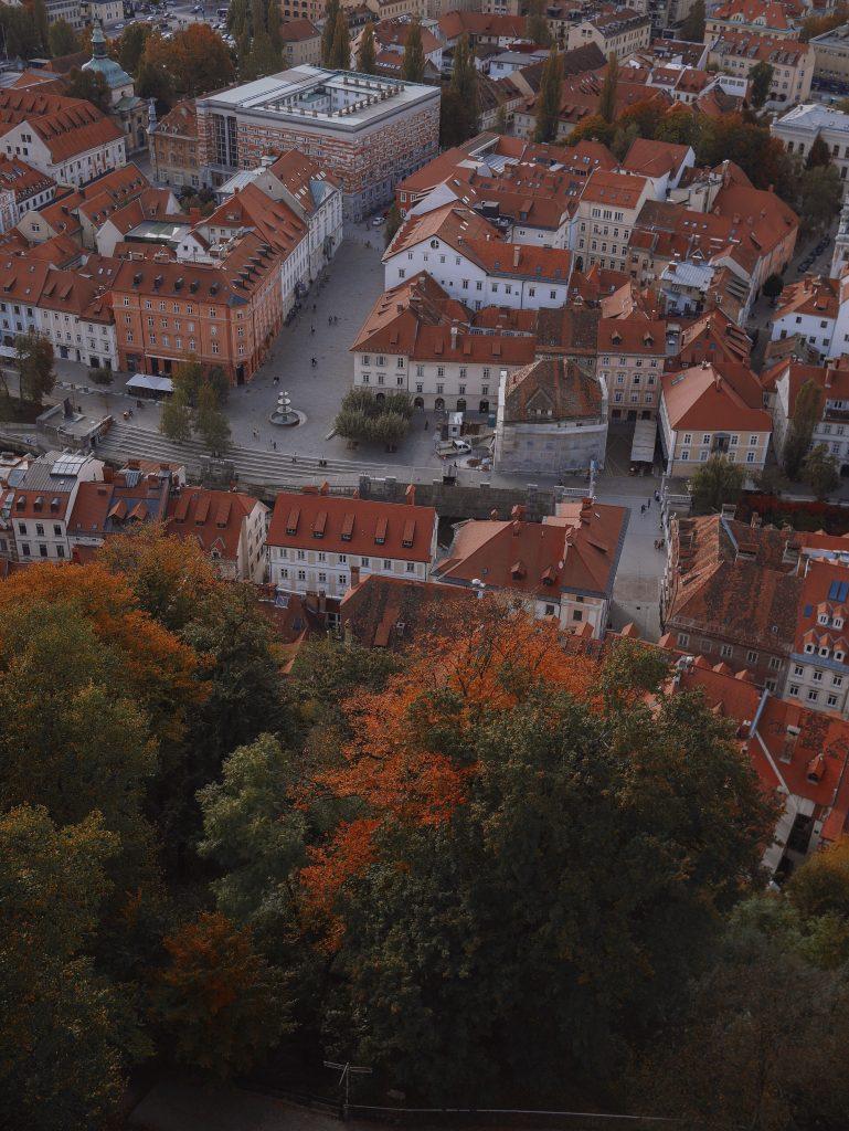 Ljubljana-architecture