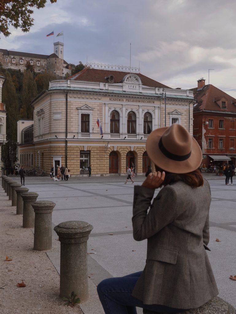 Ljubljana-centre-ville