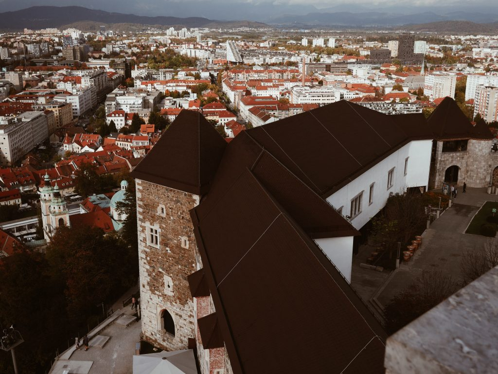Ljubljana-chateau-vue