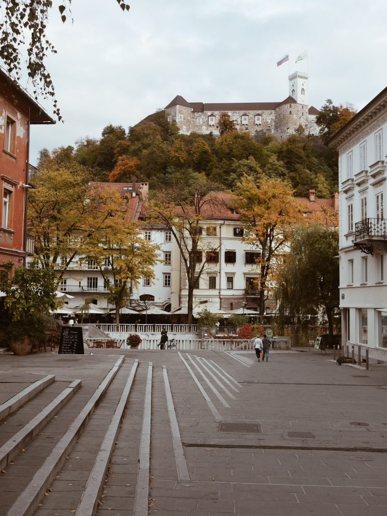 Ljubljana-vieille-ville
