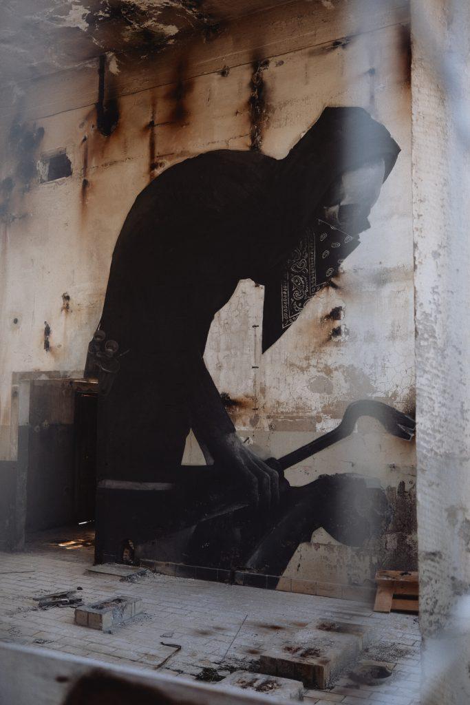 Attisholz areal solothurn graffiti