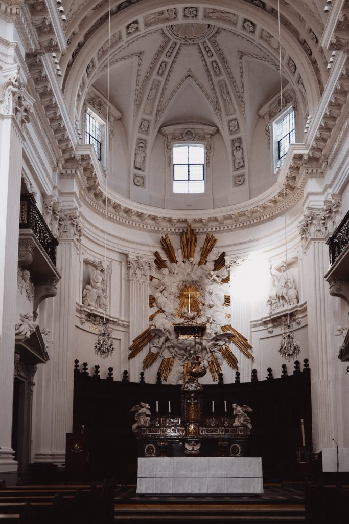 Cathedrale st-ours solothurn