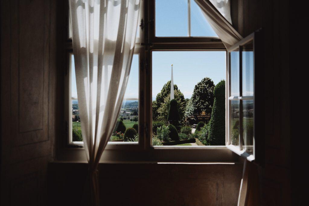 Chateau Waldegg chambre