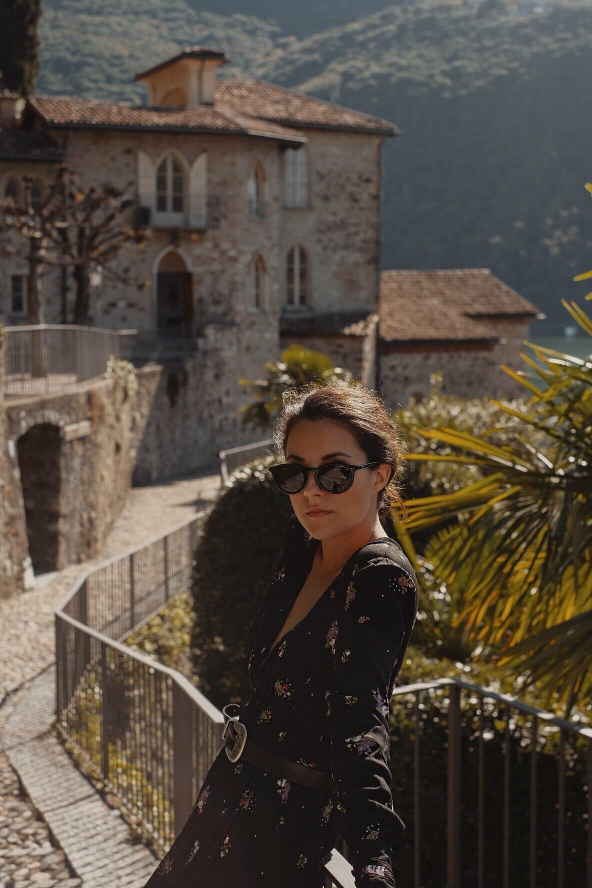Région de Lugano Morgane Schaller Morcote