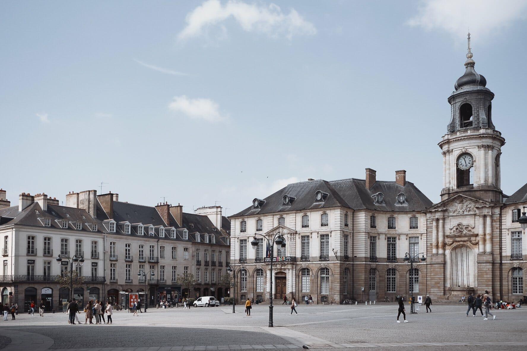 rennes-place-parlement